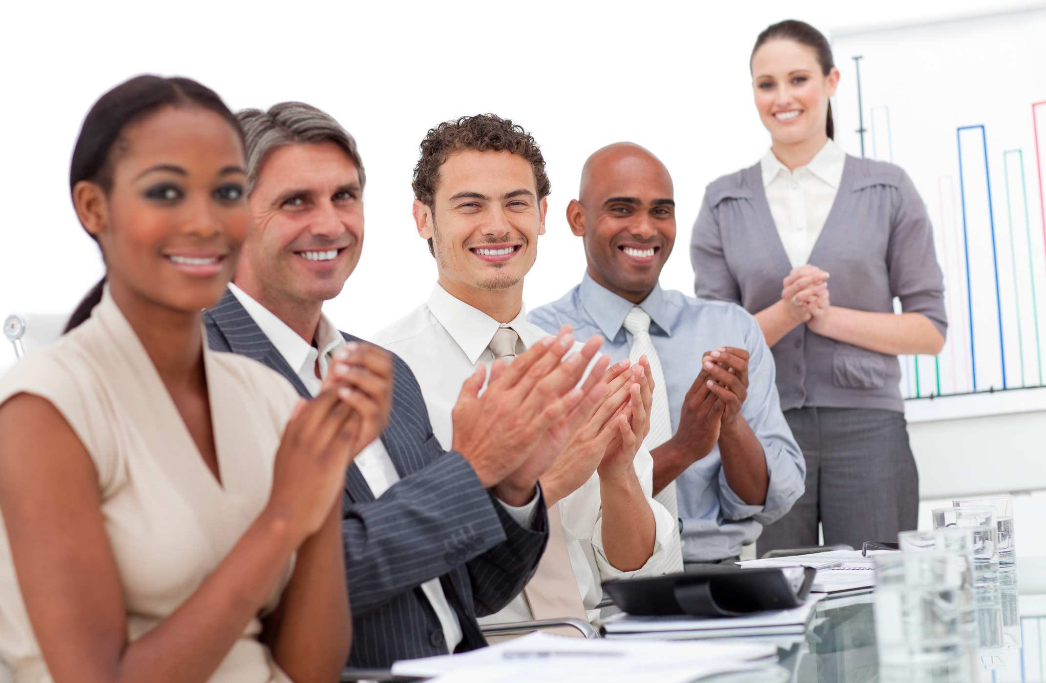 http://www.dreamstime.com/stock-photo-happy-business-team-applauding-good-presentation-image12975020