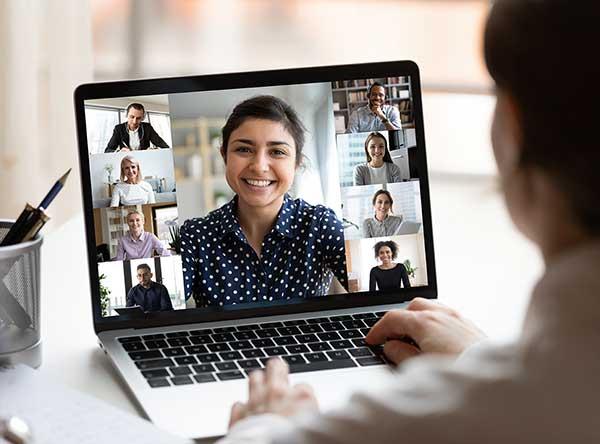Leadership Beyond Limits Virtual Meeting